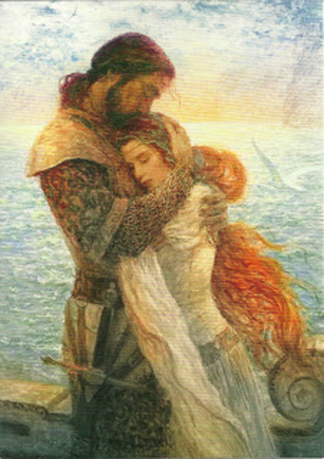 marc fishman's tristan & isolde